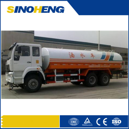 25m3 Sprinkler Tanker Truck for Water Transportation pictures & photos
