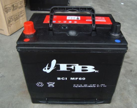 Bci Mf60 Car Battery pictures & photos
