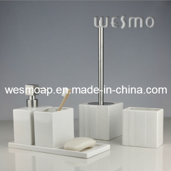 Porcelain Bathroom Ensemble (WBC0643A)