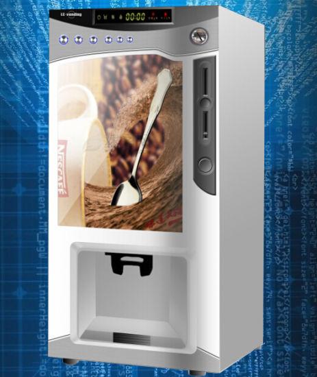 Instant Hot Coffee Vending Machine F303V