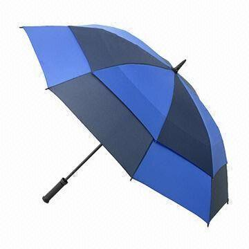 Double Layer Windproof Golf Umbrella (BR-ST-143)
