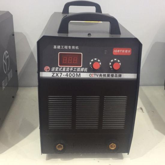 Manufacture Wholesale Welders 400K Inverter Welding Machine