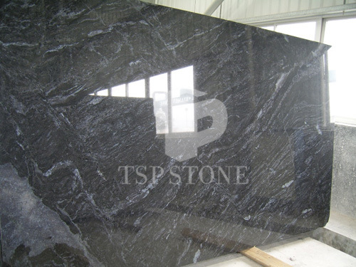 Bross Blue Granite Slab with Wholesale Price