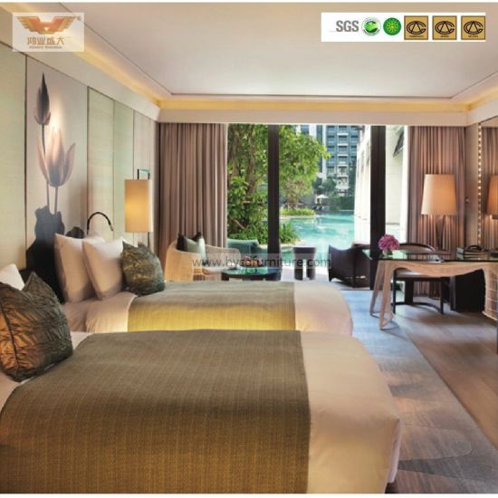 High Class New Module Customized Design Hotel Modern Furniture (HY-021)