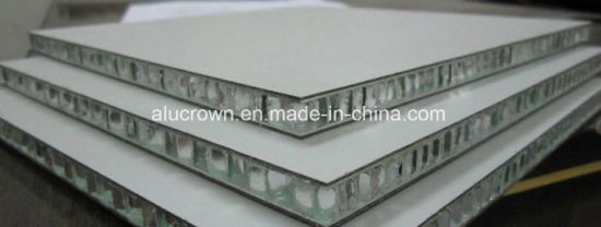 China White Color Hpl Honeycomb Core Panel For Ship Board And Marin