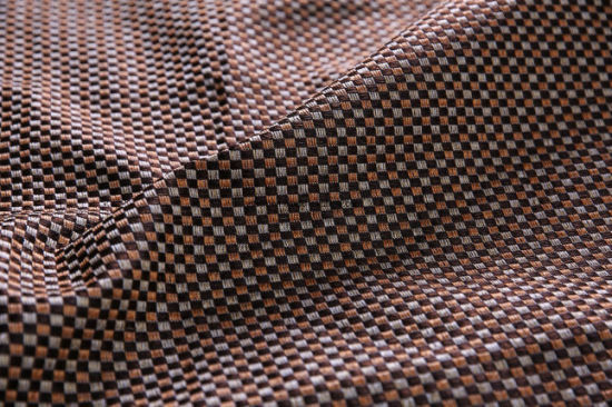 100% Polyester Furniture Upholstery Linen Fabric Types pictures & photos