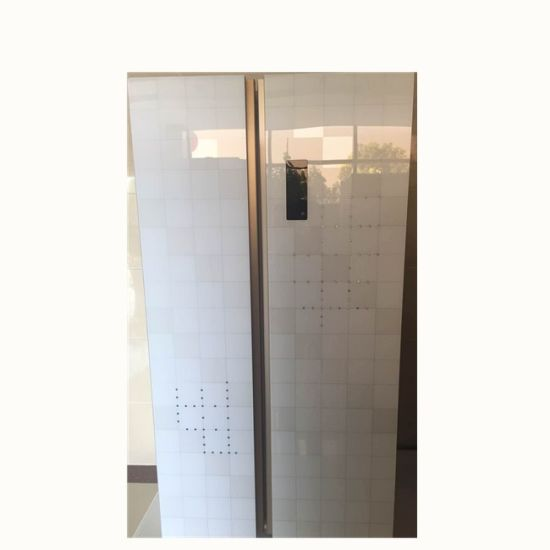 4 Door Commercial Locking Door No Frost Frost Free Refrigerator pictures & photos