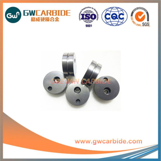 Tungsten Carbide Roller for Steel Rolling Manufacturer pictures & photos