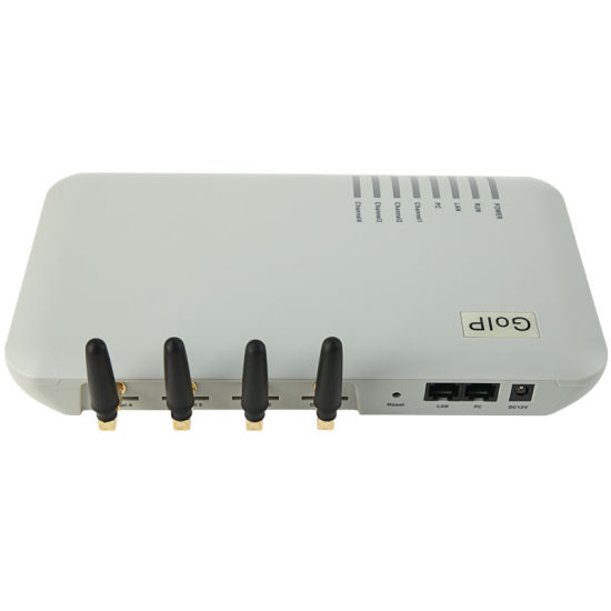 4-Port VoIP GSM Gateway GoIP-4 pictures & photos