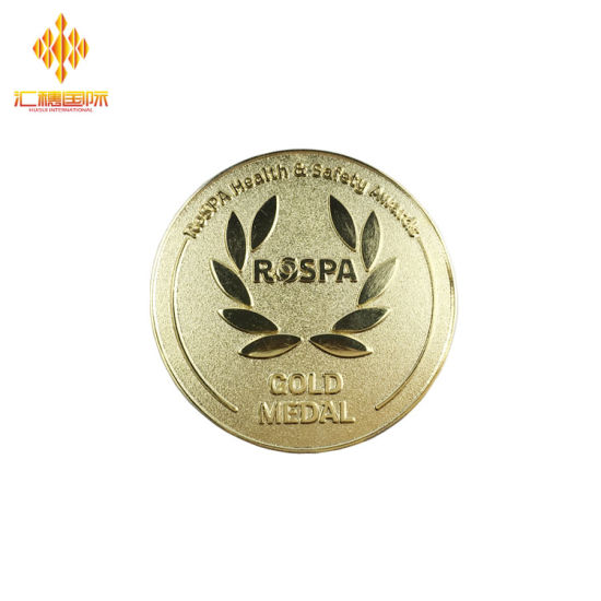 Wholesale Promotional China Custom Challenge Souvenir Gold Coin
