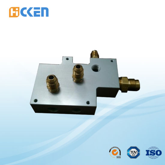 OEM Precision CNC Machining Aluminum Metal Parts