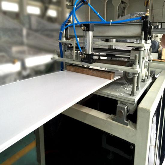 Plastic PVC Ceiling Making Machine
