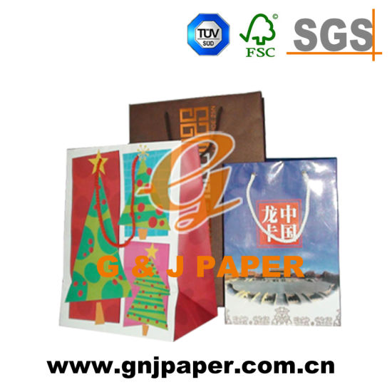 Custom Printing Paper Bag Murah Made in China pictures & photos