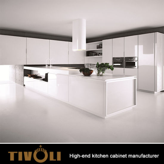 2018 Latest Home Kitchen Cabinet: China 2018 New Model Australia Custom White Lacquer Modern
