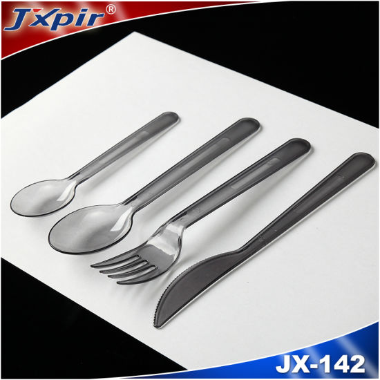 Disposable Reflections Pretty Cutlery Set