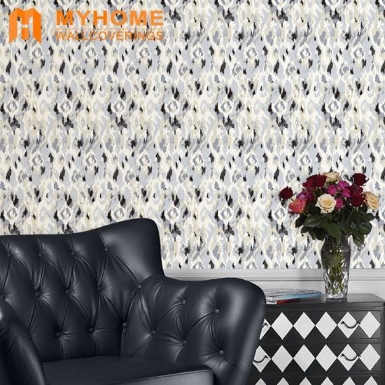 Color Painting Wall 3D Room Waterproof Wallpaper