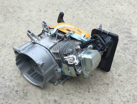 Gx160 5.5HP Half Gasoline Engine for Generator Use pictures & photos