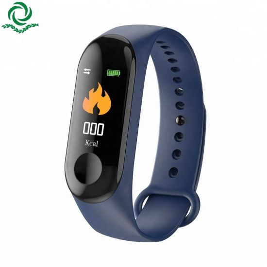 Hot Sale Smart Bracelet Bluetooth 4.1 Health Bracelet for Android Ios Phone Sleep Monitor Reminds IP67 Waterproof Heart Rate Smart