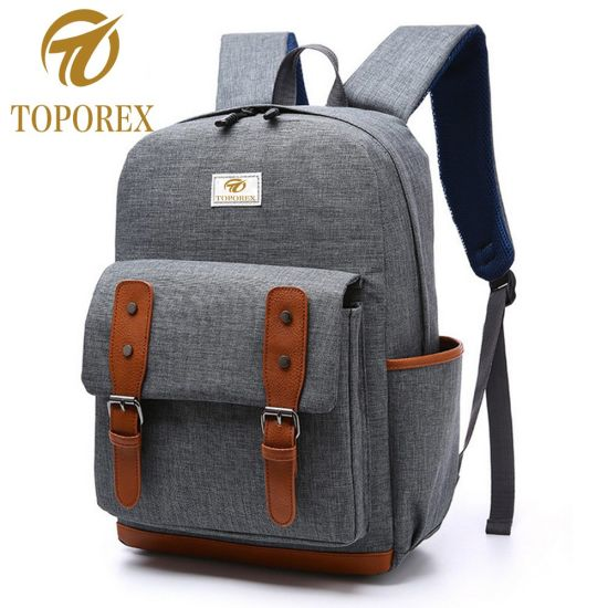 70e17b8fab43 Sale Waterproof School Teenager Laptop Backpack Bag for College Students