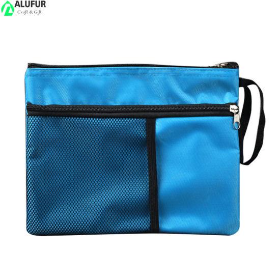 Document Portfolio Bag Bank Deposit Bags with Multi Usages