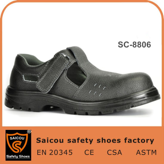 Saicou Outdoor Safety Boots Steel Toe Shoes Women And Work In Kitchen Menu2032s  Safety Shoes Sc 8806