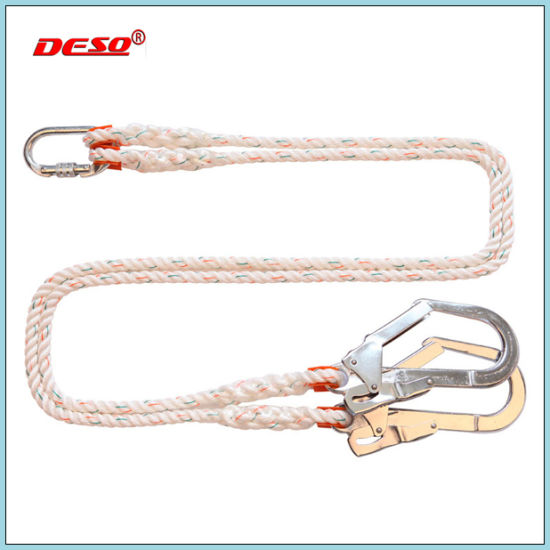 Nylon/Kernmantle Lanyard for Working at The Height pictures & photos