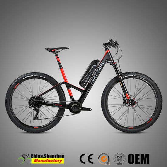 36V 250W Lithium Battery MID Motor Mountain Electric City Bike pictures & photos