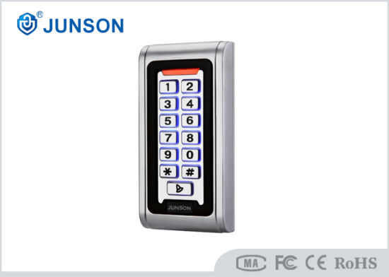 Waterproof IC Card Metal Access Control Keypad (JS-S600MW) pictures & photos