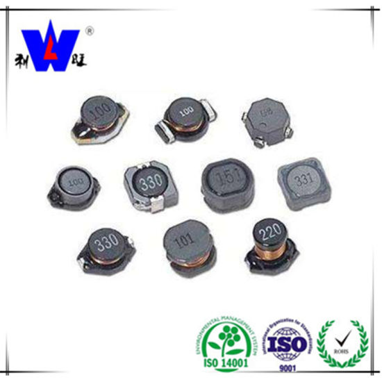 High Efficiency SMD Inductor Coil Winding Power Inductor