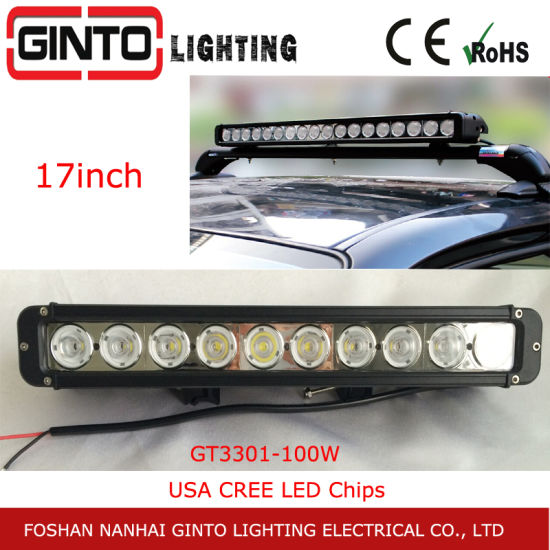 China 17inch ip67 cree driving car led light bars for truck gt3301 17inch ip67 cree driving car led light bars for truck gt3301 100w aloadofball Choice Image