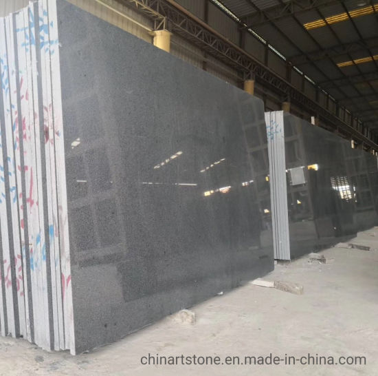White/Black/Beige Stone Quartz, Marble, Granite Slab for Countertop and Flooring Tile Project