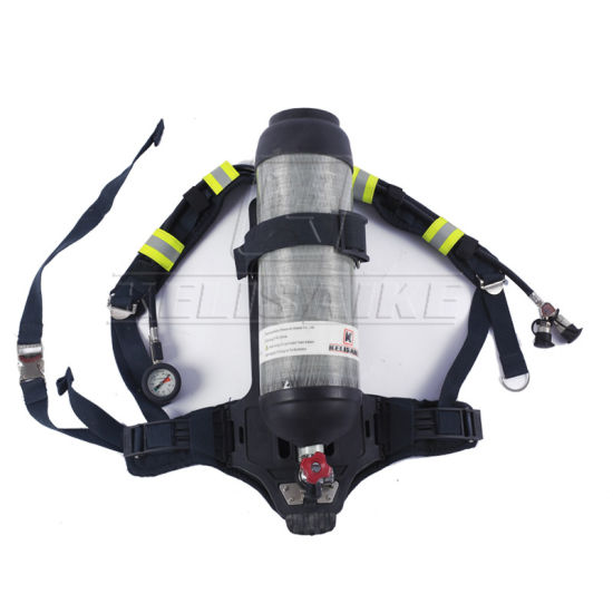 3L Cylinder Eebd Emergency Air Breathing Apparatus for Firefighting Rescue pictures & photos