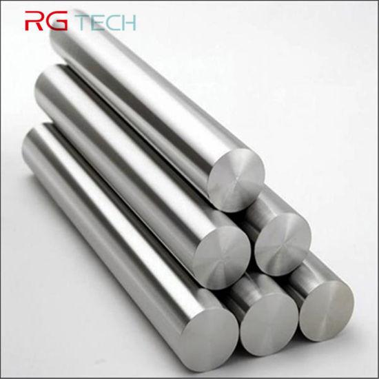 ASTM F67 Gr2 Medical Grade Round Titanium Bar Titanium Alloy Bar
