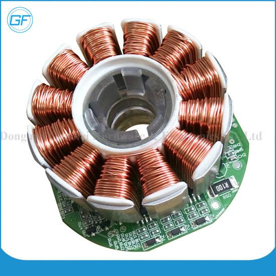 Dc Motor Rotor Winding
