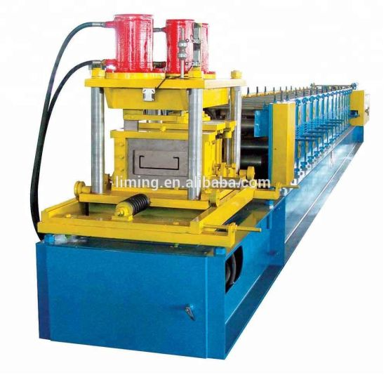 Xiamen Liming Customized C Purling Roll Forming Machine