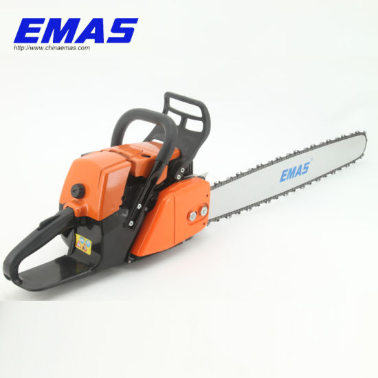 Emas Garden Tools Ms381 Gasoline Chain Saw 72cc pictures & photos