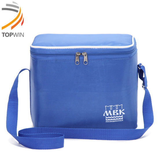 Promotional Insulated Freezable Cooler Neoprene Ice Lunch Bag pictures & photos