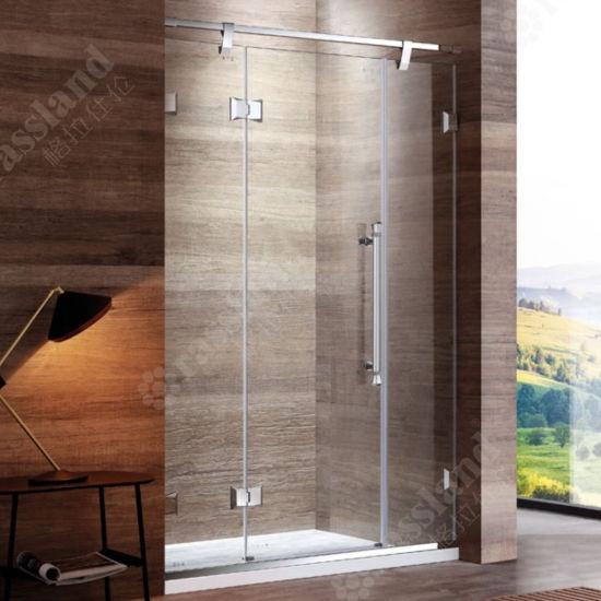 G01p21L Wholesale Price High Grade 304SUS Sliding Glass Bathroom Luxury Shower Room
