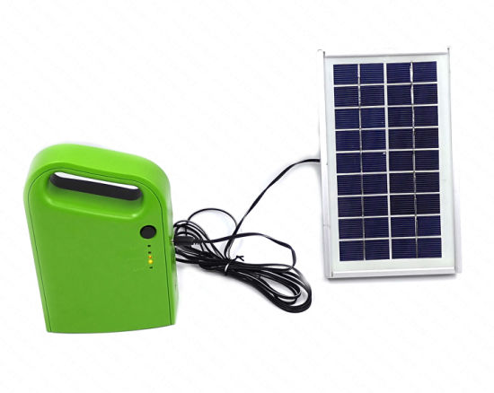 Power Bank LED Solar Outdoor Camping Lantern for Emergency pictures & photos