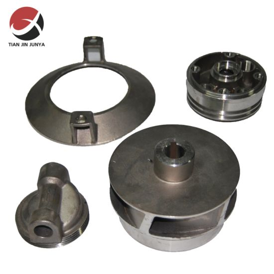 OEM Precision Casting Factory Direct Customised Supplier Material Supplier Stainless Steel 304 316 Parts Pump Body Used in Water Yacht Boat CNC Machine Hardware