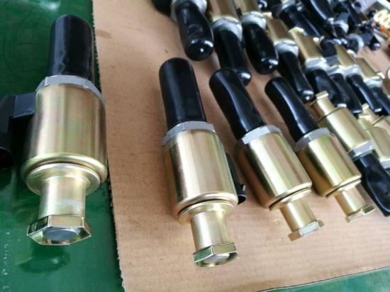 Oil pump Solenoid Valve GP Fit:Perkins engine Caterpillar 325C 322C