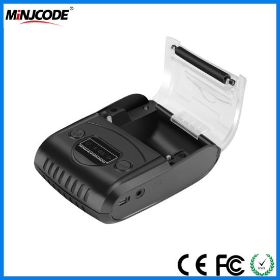 Bluetooth Mobile 58mm Thermal Receipt Printer, Portable Bluetooth & USB Label Receipt Printer, Support Android & Ios, Mj5808
