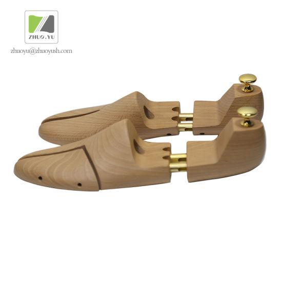 61f4b4ad4c95 China Custom Beech Wood Mechanical Shoe Keeper   Double Spring Shoe ...