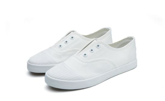 Lace Casual Canvas Shoes for Women