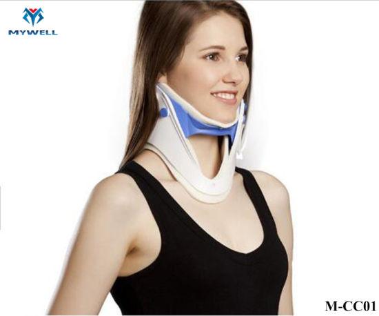 M-Cc01 Medical Cervical Collar Adjustable Neck Collar