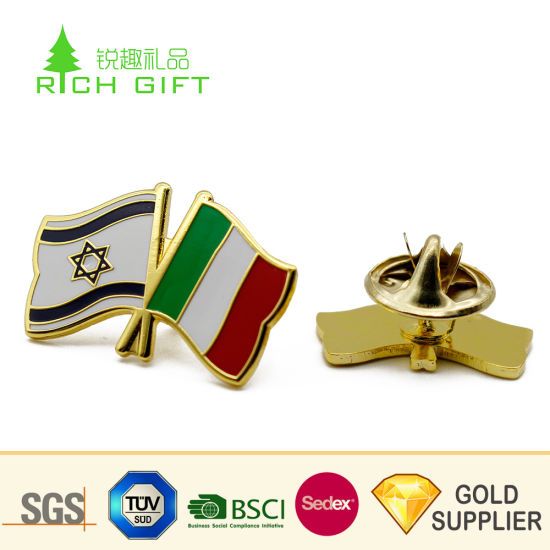 bb37e921c1d3 Alibaba Manufacturer Custom Promotional Items Hard Enamel Country Oman Flag  Magnetic Metal Badge