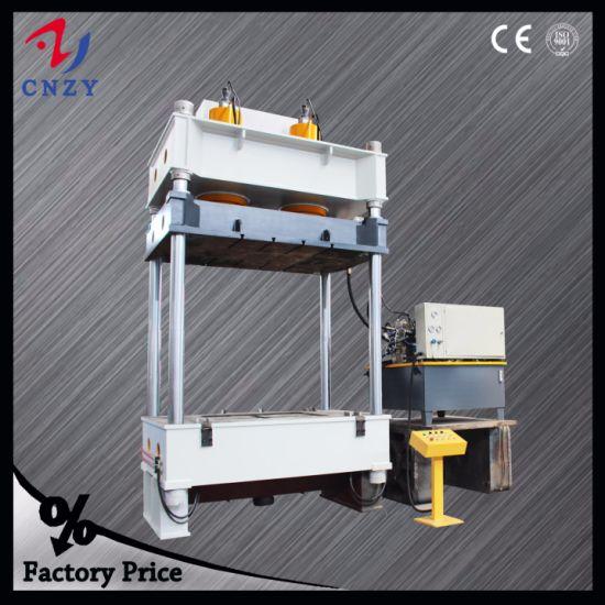 Cnzy Brand 800t Hydraulic Cold Impact Extrusion Hydraulic Press Machine