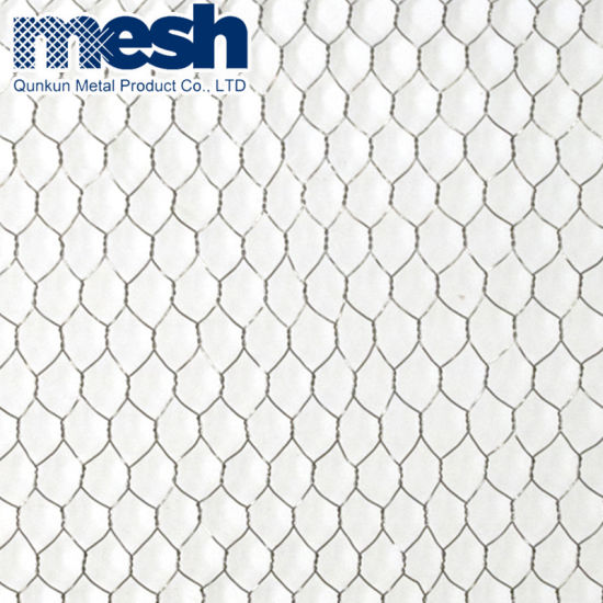 China PVC Coated Hexagonal Wire Mesh for Breeding, Chemical, Garden ...