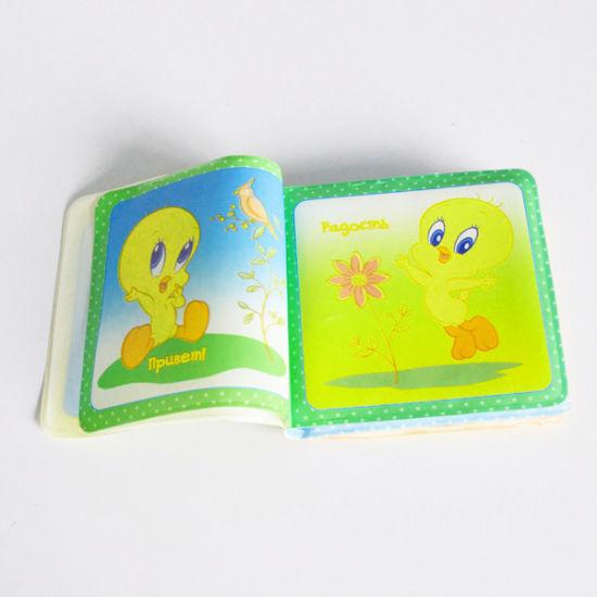 China Toys for Kid, OEM Custom Print Soft EVA Baby Bath Book, Kids ...
