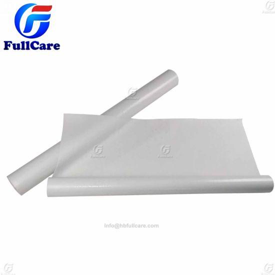 China Cheap Original White Fabric Polyester Sticky Painter Felt Mat ...
